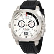 Golana Swiss Men's AE400-3 Aero Pro 400 Stainless Steel Watch