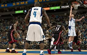 NBA 2K12, Abbildung #01