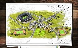 Fußball Manager 12: Neues Vereinsgelände in der 3D Ansicht