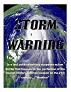 Storm Warning by James R. Wright