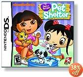 Dora and Kai-Lan's Pet Shelter - Nintendo DS