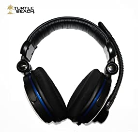 Turtle Beach Ear Force Z6A 5.1 Dolby Surround Headset, Abbildung #02