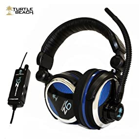 Turtle Beach Ear Force Z6A 5.1 Dolby Surround Headset, Abbildung #03