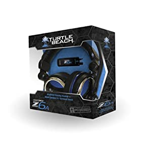 Turtle Beach Ear Force Z6A 5.1 Dolby Surround Headset, Abbildung #04