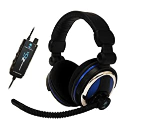 Turtle Beach Ear Force Z6A 5.1 Dolby Surround Headset, Abbildung #01