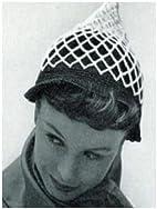 #0309 THE KIMBERLY HAT VINTAGE CROCHET…