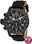 Invicta Men's 1517 I Force Collection Stainless Steel Watch with Cloth Strap