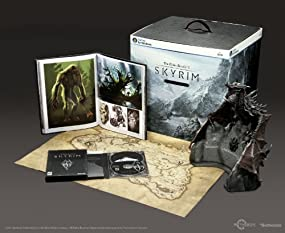 The Elder Scrolls V: Skyrim - Collectors Edition, Abbildung #01