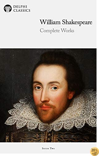 TDelphi Complete Works of William Shakespeare (Illustrated)