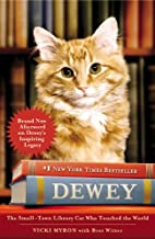 Dewey: The Small-Town Library Cat Who…