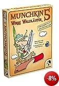 Pegasus Spiele 17215G - Munchkin 5: Wirre Waldläufer
