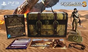 Uncharted 3 - Explorer Edition