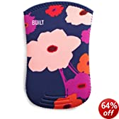 "BUILT Neoprene Kindle Fire HDX 7"" Slim Sleeve Case, Lush Flower  [will only fit Kindle Fire HDX 7"" (3rd Generation), Kindle Fire HD 7"" (3rd Generation), Kindle Fire HD 7 (2nd Generation), Kindle Fire (2nd Generation)]"