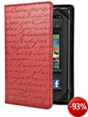 Verso Artist Series Cities by Sharyn Sowell, rot [nur geeignet f�r Kindle Fire (2. Generation)]