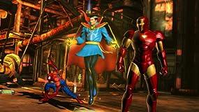 Ultimate Marvel vs. Capcom 3, Abbildung #03