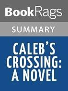 Caleb's Crossing A Novel by Geraldine…