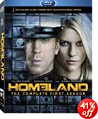 Homeland: Season 1 [Blu-ray]