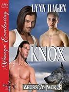 Knox (Zeus's Pack, #3) by Lynn Hagen