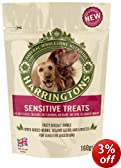 Harringtons Sensitive Dry Mix Treats 160 g (Pack of 7)