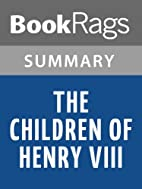 The Children of Henry VIII by Alison Weir by…