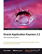 Oracle Application Express 3.2 - The…