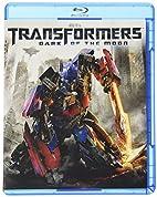 TRANSFORMERS:DARK OF THE MOON Blu-Ray Disc…