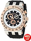 """Mulco Men's MW5-93503-023 """"Bluemarine Chronograph"""" Stainless Steel Two-Tone Casual Watch"""
