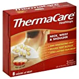 Advil or ThermaCare Heatwraps, $4.99