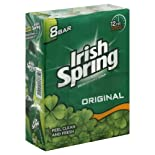 Select Irish Spring Soaps, $4.99