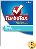 TurboTax Basic Federal + E-file 2011 for PC [Download]