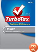 TurboTax Deluxe Federal + E-file + State 2011 for PC [Download]