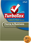 TurboTax Home & Business Federal + E-file + State 2011 for PC [Download]