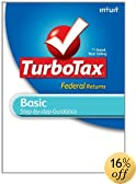 TurboTax Basic Federal + E-file 2011 for Mac [Download]