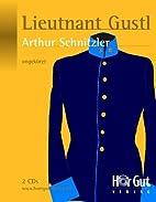 Lieutnant Gustl - Arthur Schnitzler -…