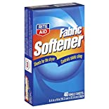 Rite Aid Brand Dryer Sheets, $2.50
