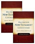 1 & 2 Corinthians MacArthur New Testament…