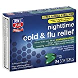 Rite Aid Brand Cold and Cough Relievers, $3.99