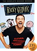 The Ricky Gervais Show: The Complete Second Season (3 Discs)