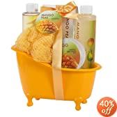 Mango Pears Tub Spa Bath Gift Set