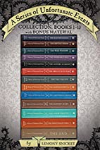 A Series of Unfortunate Events Collection:…
