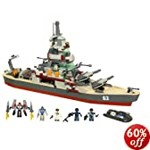 KRE-O Battleship U.S.S. Missouri Set (38977)