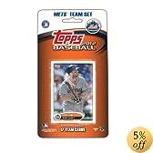 MLB New York Mets 2012 Topps Team Set