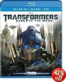 Transformers: Dark of the Moon [Blu-ray]