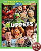 The Muppets (Three-Disc Blu-ray/DVD/Digital Copy +  Soundtrack)