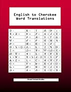 English To Cherokee Word Translations by…
