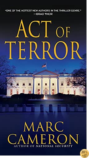 TAct of Terror (Jericho Quinn Thriller Book 2)