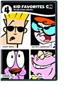 4 Kid Favorites Cartoon Network Hall of Fame…