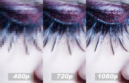 Holt alles aus dem Signal raus bis 1080p (3D)