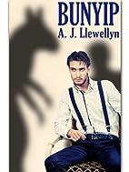 Bunyip by A.J. Llewellyn
