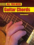 All you need: Guitar Chords by Thomas…